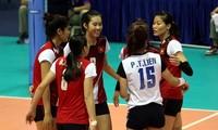 越南在第28届东南亚运动会上稳居第三位