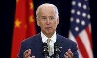 """美国副总统拜登:美中关系需要""""诚实和坦率"""""""