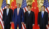 中美战略与经济对话:网络安全和环保问题取得进展