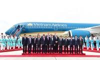 越航——亚洲第一个接收空客A350-900型客机的航空公司