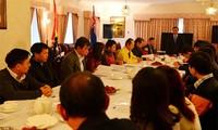 越南驻澳大利亚大使馆举行旅澳越南科学家见面会