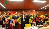 越南-印度尼西亚友好协会第三次大会在河内举行