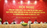 越南交通运输部举行农村交通建设管理工作会议
