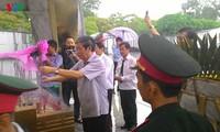 越南各地举行多项活动缅怀英雄烈士