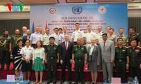 越南有责任参加联合国维和行动