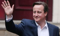 英国向东方寻找机会