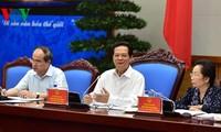 阮晋勇总理:推广各场竞赛运动的先进典型