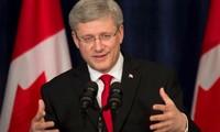 加拿大总理哈珀呼吁举行联邦大选