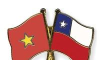 越南和智利加强民间交流