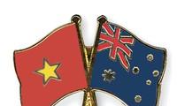 越南财政部代表团访问澳大利亚和新西兰