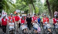 越南橙剂受害者日:携手抚慰橙剂痛苦