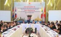 越老柬缅加强合作面向透明高效的公共行政