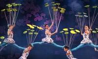 中国台湾艺术大学杂技团即将在河内演出