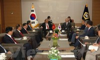 加强越韩法院合作