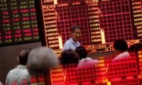 中国股市暴跌
