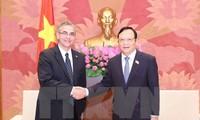 越南与阿根廷扩大合作关系