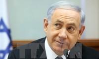 以色列总理宣布愿与巴勒斯坦总统举行谈判