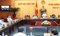 越南国会常务委员会会议将讨论反腐败工作