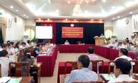 越南祖国阵线参与司法改革
