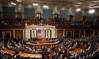 美国国会众议院投票通过反对伊朗核问题协议的议案