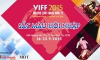 2015年国际服装博览会在胡志明市举行