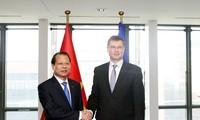 越南-欧盟扩大合作关系