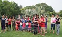 越南驻印度大使馆为工作人员子女举行中秋节娱乐活动