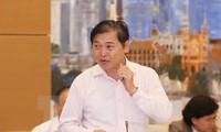 越南国会的监督和质询活动产生积极影响