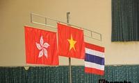 越南在2015东南亚手球比赛中取得优异成绩