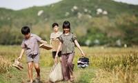 越南影片《绿地黄花》在中国丝绸之路国际电影节上喜获最佳故事片奖
