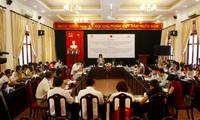 越南加强高质量人力资源培训合作