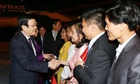 越南国家主席张晋创圆满结束对古巴的正式访问