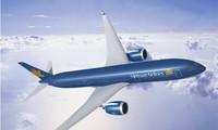 越航将空客A350-900型客机投入国际航线使用