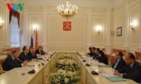 越俄第八次战略对话在俄罗斯举行
