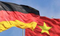 越南领导人致电德国领导人祝贺德意志联邦共和国国庆