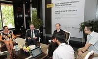 德国企业扩大与越南企业的合作关系