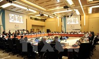 G20财长和央行行长会议开幕