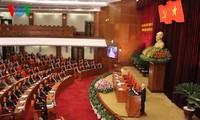 越南各阶层人民向越共十二大文件草案提供意见