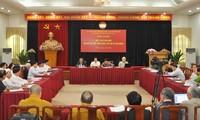 越南宗教组织向党的十二大文件草案提供意见