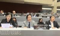 越南当选各国议会联盟第133届执行委员会委员