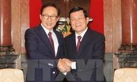 越南希望与韩国加强在所有领域的合作