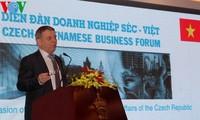 捷克企业关心越南投资营商环境