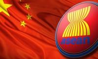 中国和东盟发表关于安全合作的联合声明