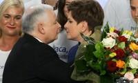 波兰反对派法律与公义党在该国大选中胜出