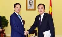 越南是日本头等优先的市场之一