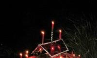 朔庄省高棉族同胞的放花灯节精彩纷呈