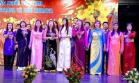 捷克举办欧洲越南企业家歌唱比赛