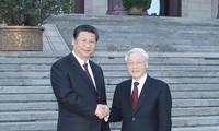 中共中央总书记、中国国家主席习近平即将对越南进行国事访问