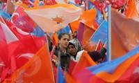 阿塞拜疆和土耳其举行议会选举