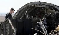 俄罗斯为埃及坠机事件的遇难者举行哀悼活动
